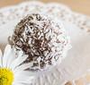 Boules de neige au Chocolat (ideerepas) Tags: boules de neige au chocolat gateaux