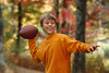 523510870 (evolutionlabs) Tags: preteen boy fun oneperson football happiness autumn fallcolor throwing halflength portrait practice recreation caucasianethnicity outdoors skill enthusiasm aiming leisure quarterback unspecified uns