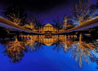 Williamsburg Inn Christmas Dec 22 2017-8