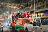Snow on 7th (Brij_Naik) Tags: snow snowfall ybor tampa parade car santa people street lowlight night christmas