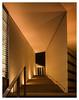 Der Aufgang (Peter L.98) Tags: projekt365 treppe architektur geländer nachtaufnahme langzeitaufnahme lichter handlauf stufen sonya6000 dortmund