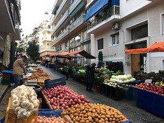 Friday Street Market (RobW_) Tags: laiki street market zacharitsa koukaki athens greece friday 29dec2017 december 2017
