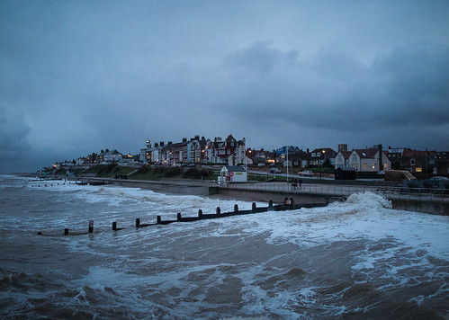 Surf's Up At Southwold, Suffolk