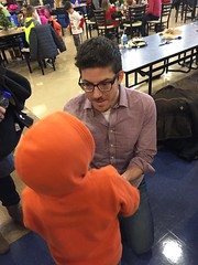 """Paul with Uncle Adam at the Warren Children's Play • <a style=""""font-size:0.8em;"""" href=""""http://www.flickr.com/photos/109120354@N07/27613018609/"""" target=""""_blank"""">View on Flickr</a>"""
