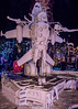 IMG_2762 (WolfeMcKeel) Tags: palm springs 2017 vacation city christmas eve lights robots art scuplture outdoor wacky insane demented creative nightmarish funny libritarian junk recycled construction display interaction crazy glue paint electric bill found night