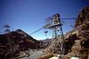 Hoover Dam - Kodachrome - 2001 (13) (Ron of the Desert) Tags: film slidefilm positivefilm reversalfilm kodachrome kodak dam hydroelectric hooverdam coloradoriver lakemead hydropower bureauofreclamation