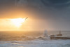 A Fresh Start (johnkaysleftleg) Tags: seaham seahamharbour stormy sunrise waves wavecrash birds countydurham seascape northeast england canon760d canonef70200mmf4lusm