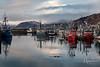 St Paul Harbor (wyrickodiak_9) Tags: boat harbor kodiak island alaska otter water sunrise january morning