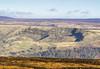 Alport Castles (l4ts) Tags: landscape derbyshire peakdistrict darkpeak kinderscout heather moorland crookstoneoutmoor alportdale alportcastles landslip thecastle