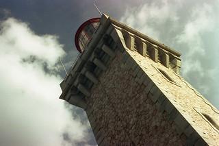 Port Vendre, sémaphore du cap Béar