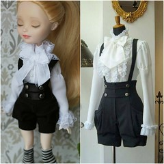 Реплика наряда для ЕАХ (Elena_art) Tags: eah everafterhigh handmade outfit ooak apple white etsy commission