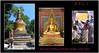 2 Monastère bouddhique de Banjar  Brahma Asrama Vihara  © (philippedaniele) Tags: temple bouddhisme statues bouddha escalierdeméditation stupa
