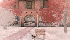 A Winter Wedding (eloen.maerdrym) Tags: ddd llorisen thelittlebranch groupgift free releases chezmoi thetrunkshow marriage wedding winter release decor eloensotherworld secondlife sanarae {whatnext}