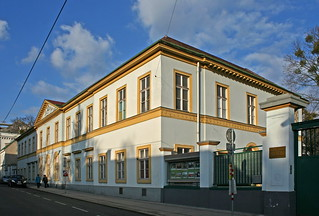 The Embassy of North Korea in Vienna