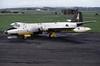 CANBERRA WJ636 (TF102A) Tags: kodachrome prestwick canberra aviation aircraft airplane raf 100squadron