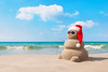 Christmas snowman in santa hat at sandy beach (michael.pallin) Tags: beach cap card carrot christmas claus coast concept festal fun funny greeting happy hat heat holiday hot newyear ocean positive red relax resort rest sand sandcastle sandy santa scenic sea seaside season smile snowman summer sunglasses sunlight sunny symbol time tour tourism tourist travel tropical vacation water wave winter xmas