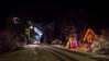 Christmas time in Alyeska (Traylor Photography) Tags: alaska night resort snowboard logcabin christmaslights mountains alyeska highway girdwood snow ski anchorage unitedstates us