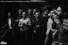 2017 Bosuil-Het publiek bij Joost de Lange en Band Of Friends 14-ZW