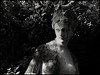 SHE'S COOL! (Ageeth van Geest) Tags: naked garden monochrome blackandwhite bw statue woman