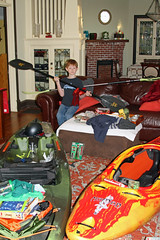 christmaskaykss (FAIRFIELDFAMILY) Tags: dagger kayak perception pescador christmas 2017 boat boats jason taylor michelle grant carson child santa clause pajamas arts crafts victorian mantle fireplace piece rocking chair morris radio antique paddle tree present winnsboro sc south carolina boys old young mom river