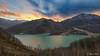 Beautiful Romania - Siriu Lake (Arminio Andrei) Tags: nikkorafs1635mmf4gedvr nikon1635mmf4gvr siriu d800 lake public sunset