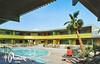Premiere Hotel, Palm Springs, California (Thomas Hawk) Tags: america california palmsprings premierehotel usa unitedstates unitedstatesofamerica vintage motel pool postcard swimingpool fav10