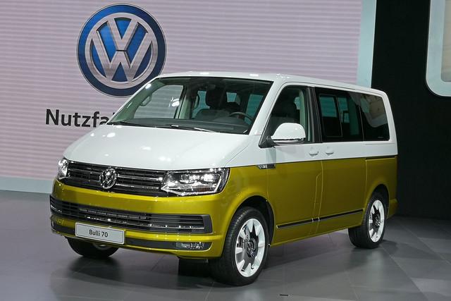 VW Multivan Bulli 70