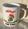 Kelloggs  Corn Flakes 70th anniversary 1924-1994 commemorative mug (RETRO STU) Tags: kelloggs kellogg'scornflakes 70thanniversary1994 johnharveykellogg ceramicmugs mug