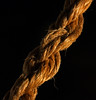 Twine (1selecta) Tags: old twine twist twisted twisting intertwined brown black string thread yarn rope