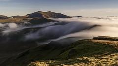 Timelapse: Snowdonia Cloud Inversion (Kristofer Williams) Tags: timelapse video cloud mountains snowdon snowdonia landscape sunset evening cloudinversion wales