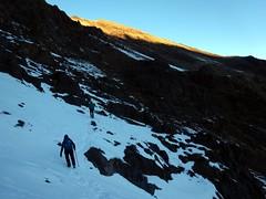 Crossing snowfields (markhorrell) Tags: morocco highatlas atlasmountains aguelzim