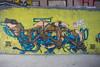 babs (lanciendugaz) Tags: graffitiparis parisgraffiti wall lanciendugaz graffiti graff tag graffitis tags spray spraycan chrome fresque block lettrage couleur banlieue parisienne terrain wild style wildstyle color colors couleurs ancien du gaz babs uv tpk uvtpk