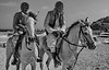 Egyptian Riders (gerard eder) Tags: world travel reise viajes africa egypt egipto ägypten northafrica animals animales tiere pferde horses caballos riders jinetes blackandwhite blancoynegro blackwhite bw sw outdoor natur nature naturaleza landscape landschaft paisajes