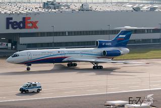 RF-85655 Russian Air Force Tupolev Tu-154M