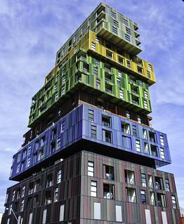 Extraordinary architecture in Melbourne