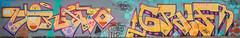 Jorgio X Griff (lanciendugaz) Tags: graffitiparis parisgraffiti wall lanciendugaz graffiti graff tag graffitis tags spray spraycan chrome fresque block lettrage couleur banlieue parisienne terrain wild style wildstyle color colors couleurs adm admcrew admgang jorgio griff x ambiance graffs graffeurs graffitisparis graffparis graffsparis mur graffitisterrains
