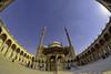 In the middle of the courtyard (T Ξ Ξ J Ξ) Tags: egypt cairo fujifilm xt20 teeje fujinon1655mmf28 citadel old town salahaldin medieval mokattam muhammadali unesco