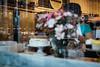 Hazelnut Latte (FOXTROT|ROMEO) Tags: refelections window cafe restaurant cake cab ny nyc newyork city travel street