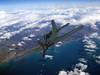 ψαραετός (Osprey) Dive Bomber/torpedo Bomber (Prussian Prince) Tags: ulverston tasmania tassie appleisle aerialview fromabove fromthesky coast coastline coastal lego