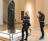 IMG_4101 Louvre (Ninara) Tags: sculpture paris france art artmuseum louvre louvremuseum hammurabi