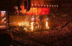 2017 Sydney: Paul McCartney - Live and Let Die #9 (dominotic) Tags: 2017 paulmccartney liveandletdie jamesbondtheme concert paulmccartneyoneonone thebeatles wings music mondaydecember112017 paulmccartneysetlist iphone8 popmusic rockroll pyrotechnics orange sydney australia