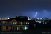 20170606-2308 (srkirad) Tags: skyline city night lightning clouds cloudy stormy storm citylights dark
