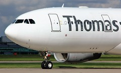 G-VYGM (AnDyMHoLdEn) Tags: thomascook a330 egcc airport manchester manchesterairport 23l