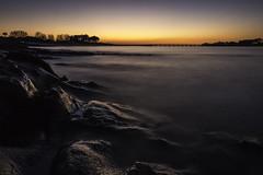 El Atardecer más bonito que vi en toda mi vida (Foxspain Fotografía) Tags: atardecer sunset foxspain foxspainfotografia paisaje curso avanzado vigo playa beach goldenhour horadorada filtros filtrosnd largaexposicion longexposure longexposition