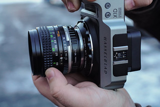 Hasselblad X1D Adapter