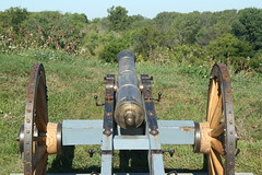 Fort Meigs Cannon (Itinerant Wanderer) Tags: ohio woodcounty perrysburg fortmeigs warof1812 cannon