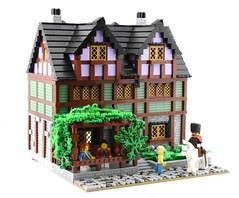The Lavender Inn - Angle (Ayrlego) Tags: lego brethrenofthebrickseas bobs corrington jameston challengeieraii