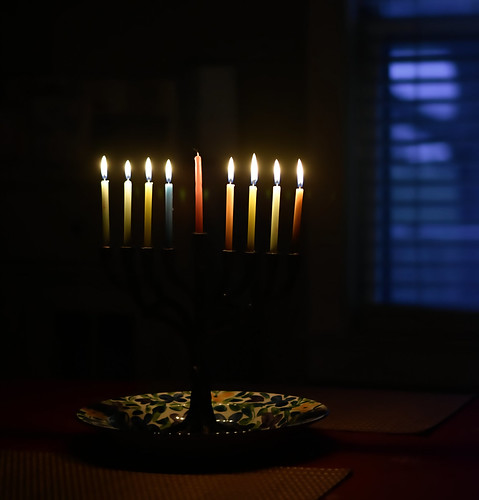 Last Night Of Chanukah