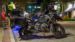 20171214 5DIII Lost Weekend WPB 35 (James Scott S) Tags: westpalmbeach florida unitedstates us clematis strt street christmas bokeh dof 35mm sigma canon 5diii moto motorcycle biker ride vintage night