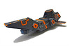 Galactic Destroyer (lisqr) Tags: ship spaceship lego moc scifi destroyer